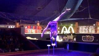 2008 Circus Circus 賭場女體操員雜技表演-Las Vegas