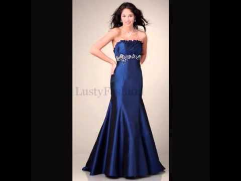 Navy Blue Dress Mp3