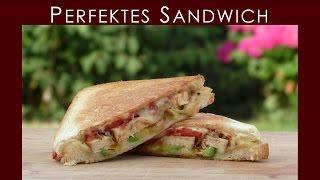 Perfektes Sandwich aus dem PETROMAX Sandwicheisen   BBQ & Grill   Deutsches Rezept   075  