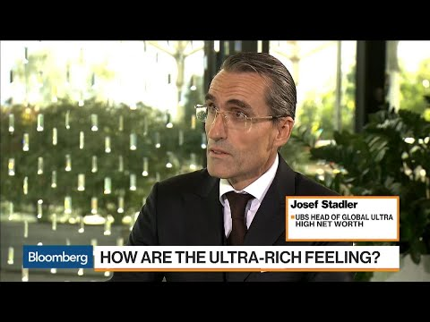 UBS's Stadler on Work to Expand Family Office Inflows