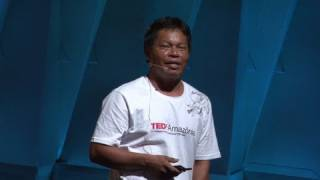 TEDxAmazônia - André Baniwa sobre economia indígena - Nov.2010