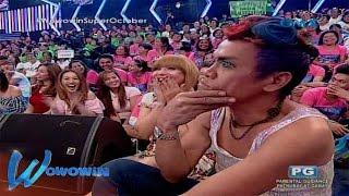 Wowowin: Super Tekla, nagtapat ng pagtingin kay Ariella Arida