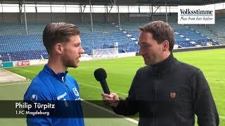 Türpitz vor Spiel gegen Kiel