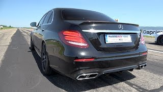 700HP Mercedes-AMG E63S Sedan - Exhaust Sounds!