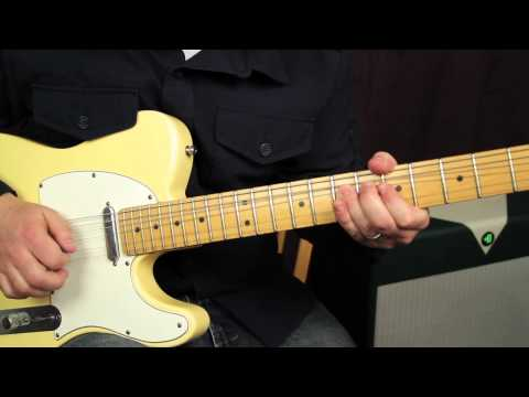 11 Learn three must know iconic blues licks - Next Level ...