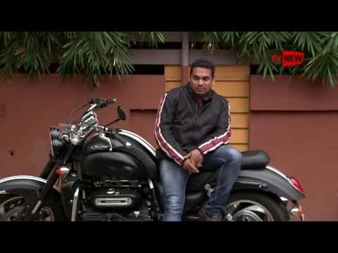 Rowdy Roads - Triumph Rocket 3 Roadster - Episode1 | TV New