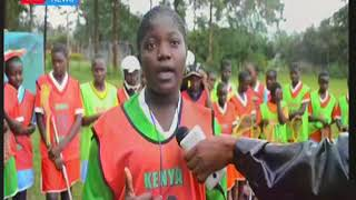 Moi Girls Nangili seeking to become first Kenyan team to win world under 19 Lacrosse championship