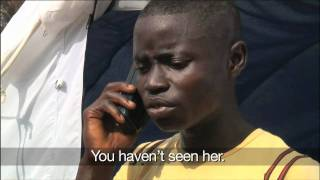 preview picture of video 'Liberia / Côte d'Ivoire: reconnecting families'
