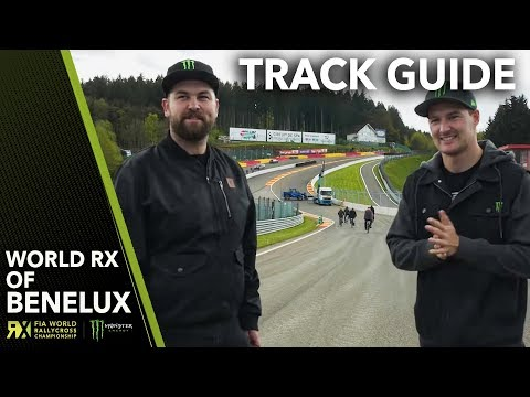 Spa-Francorchamps Track Guide with the Monster Energy RX Cartel | 2019 Spa World RX of Benelux