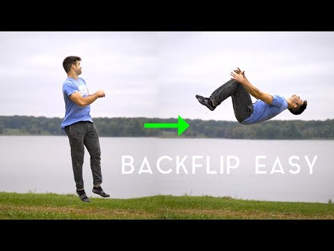 Download Turn A 360 Into A Backflip Easy Tutorial HD Mp4 3GP Video and MP3