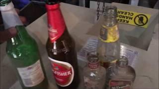 Beer Bottles, Liquor Bottles, General Glass Bottles Fine Grinding | Turning Glass Into Sand : NS