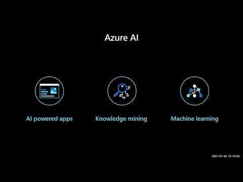 Microsoft Data Analytics and Artificial Intelligence   Global ... - YouTube