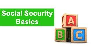 Social Security Basics