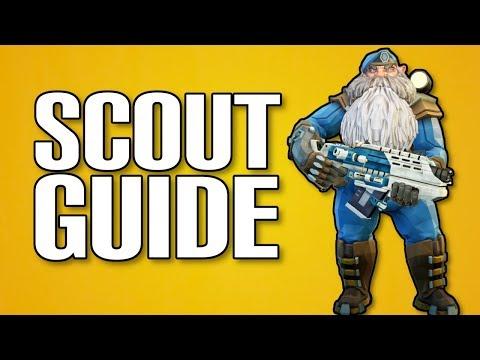 [Deep Rock Galactic] Scout - Class Guide #1