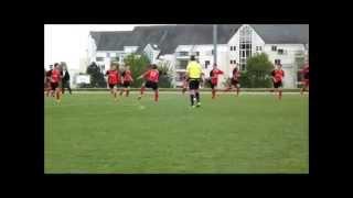 preview picture of video 'U18 : SA Mamers - St-Cosme-en-Vairais (26/04/2014)'