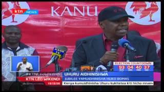 Rais Uhuru Kenyatta ahudhuria kongamano nne tofauti kuidhinishwa kama mgombea kiti cha urais