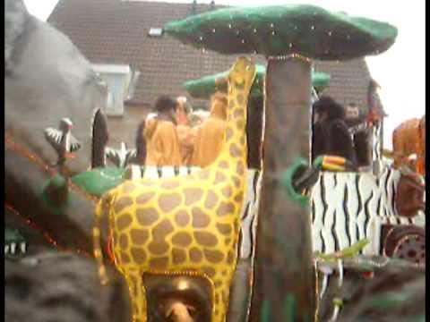 carnaval 2009 Beugen