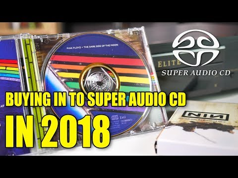 Super Audio CD - worth it in 2018?