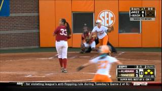 NCAA Super Regional: Lady Vols vs Alabama