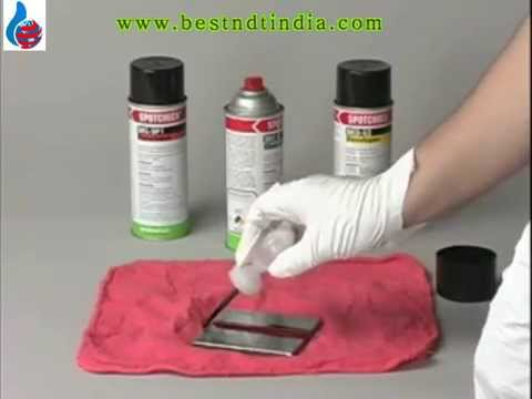Penetrant Test (PT) by Best Institute