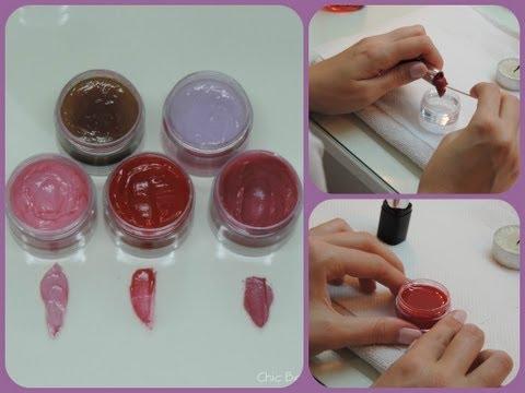 Πώς να φτιάξεις το δικό σου lip gloss