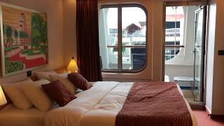 Carnival Dream Cove Balcony Room 2407