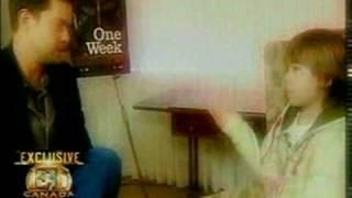 Joshua Jackson - Interview ET Canada 19/01/09