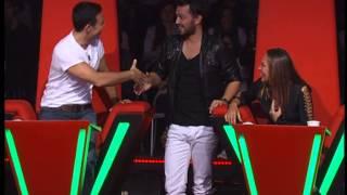 O Ses Türkiye - Ayda Mosharraf - She Will Be Loved - 2011