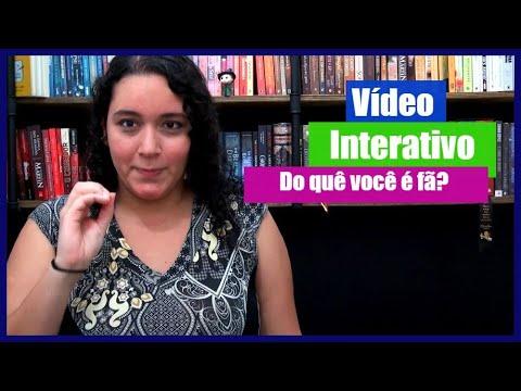 Vídeo Interativo: Sou fã, e agora? | Perdida na Biblioteca