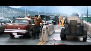 Final Destination 5 Full Bridge Collapse Scene HQ