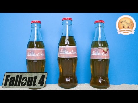Nuka Cola selber machen - Fallout 4 | ❤ Kawaii Kochen ❤