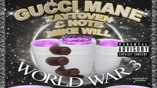 Gucci Mane - Servin Lean (ft. PeeWee) [World War 3: Lean]