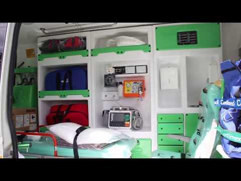 Las ambulancias del SAME ya se encuentran en Junín