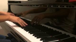 【Gakkou Gurashi! (がっこうぐらし!)  Episode 6 ED】Afterglow(アフターグロウ)/Maon Kurosaki(黒崎真音) -Piano Cover-