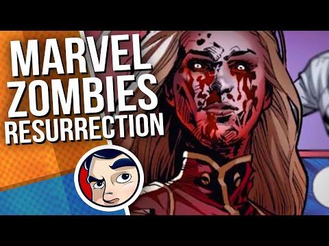 Marvel Zombies Resurrection – Full Story   Comicstorian