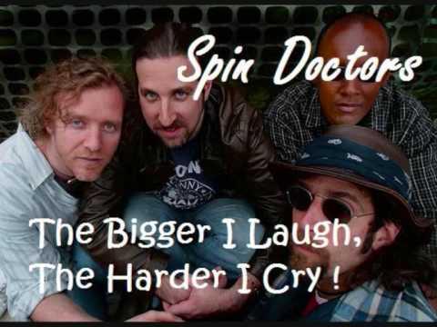 Música Bigger I Laugh, The Harder I Cry