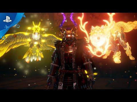 大家期待已久的大作-《仁王2》最新發售預告片釋出!