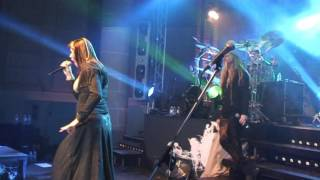 Delain a Day for Ghosts (Live Pro Shot Broerenkerk ft. Floor & Marco)