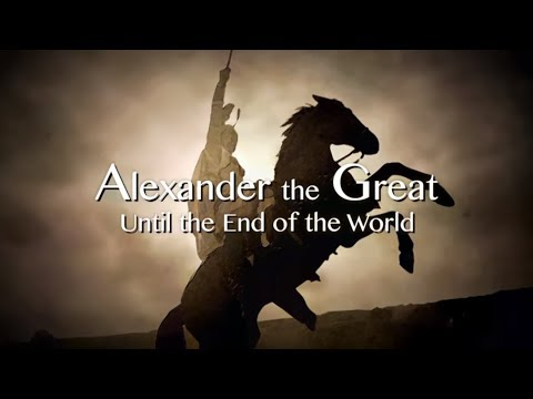 Alexander the Great - Two Part Documentary 'The Path to Power' and 'Until the End of the World' (2014) Movie-like production value! [01:27:18]