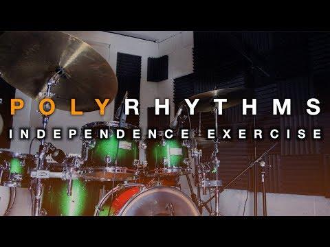 Positively Polyrhythmic - Modulation / Polyrhythms Drum lesson