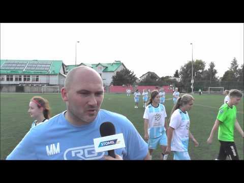 III liga kobiet: Stomil Olsztyn - Victoria Bartoszyce