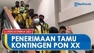 Kontingan Kalimantan Timur dan Bali Tiba di Jayapura, Siap Berlaga di Ajang PON XX Papua 2021