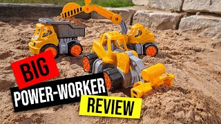 BIG POWER WORKER | REVIEW