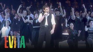 Oh, What a Circus (Evita) - Antonio Banderas (Video)