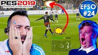 KAÇAN BU GOLLER ADAMI AĞLATIR! | PES 2019 EFSANE OL #24