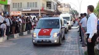 preview picture of video 'Serik Cumhuriyet Bayramı Korteji'