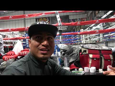 epic breakdown mikey garcia reaction to joshua win over ruiz EsNews Boxing
