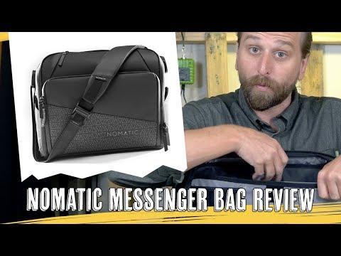 THE BEST TECH MESSENGER BAG?