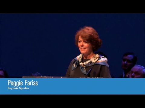 Peggie Fariss, 50-year veteran of Walt Disney Imagineering, Keynote Speech at UCLAxGraduation