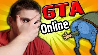 РУКОЖОПЫ В  GTA Online